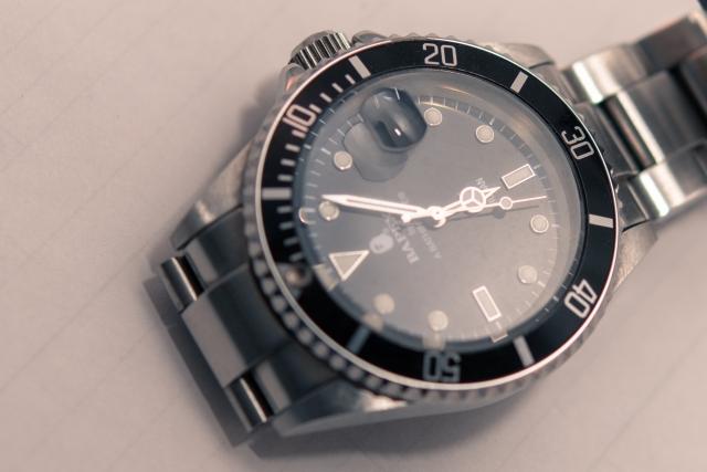 高級な腕時計のイメージ